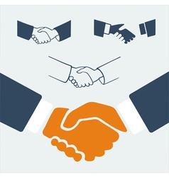 Symbol set handshake vector
