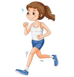Jogging vector