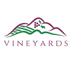 Vineyards vector