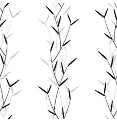 Herbal seamless vector image