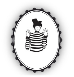 mimeplayer vector image