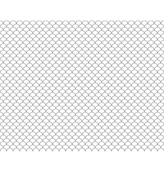 fish scales seamless background vector image vector image