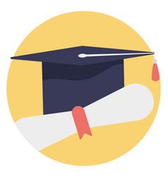 Graduate degree vector