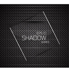 Shadow background vector