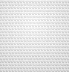 White octagon seamless retro background vector image vector image