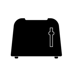 toaster vector image