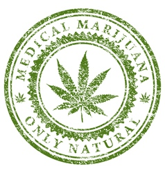 Medical Marijuana vector