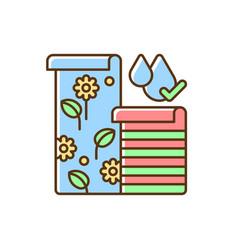 Wallpapers rgb color icon vector