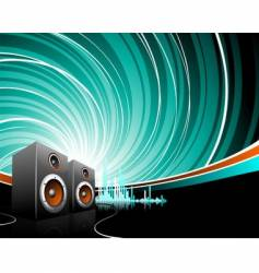 for a musical theme vector image