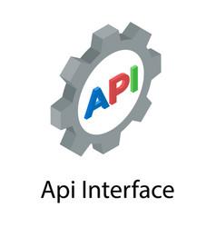 Api interface vector