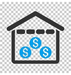 Money Depository Icon vector