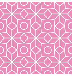 Petals and flowers seamless pattern vector