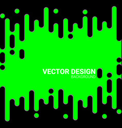 abstract futuristic backgrounds with color rounded vector image