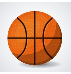 Basketball sport design vector