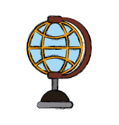 Global sphere symbol vector