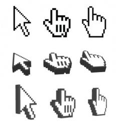 cursor vector image