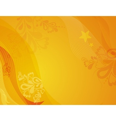 Background with lines and forms vector