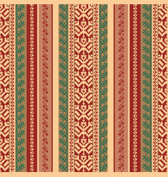 textile background vector image vector image