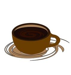 creative design cafe idea vector image