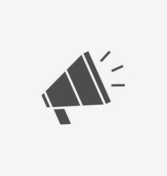 Loudspeaker icon stock vector
