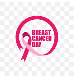 breast cancer awareness for men and women vector image