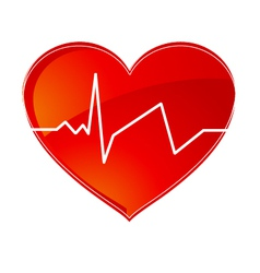 Hearth Rhythm vector image