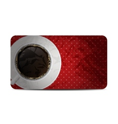 Vintage Coffee Gift Card vector image