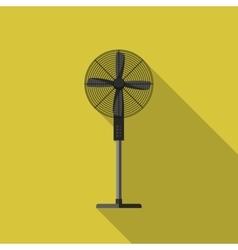 Ventilator flat icon vector image vector image