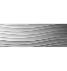 Background in the form of waves vector image