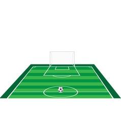 football soccer 02 vector image vector image