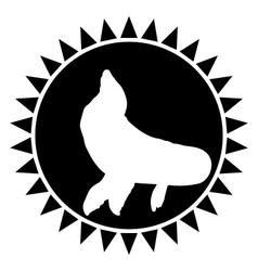 Seal vector image vector image