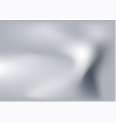 abstract blurred soft light on gray background vector image