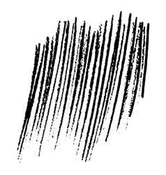 Hand drawn texture hatching vector