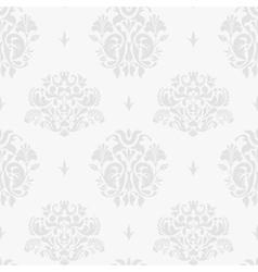 Vintage silver background vector