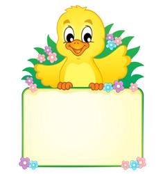 Chicken theme image 2 vector