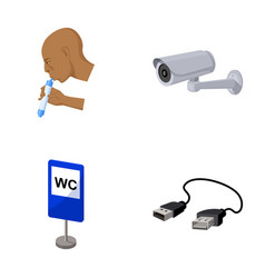 Electricity energy tool and other web icon in vector