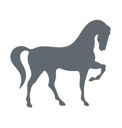 Horse icon vector
