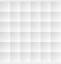 light grey seamless checked pattern vector image