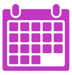 Calendar Appointment Icon vector