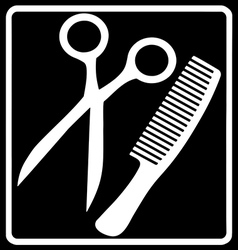Barber-shop vector