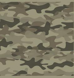 camouflage seamless pattern background masking vector image