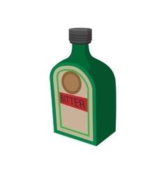 German alcohol drink icon cartoon style vector