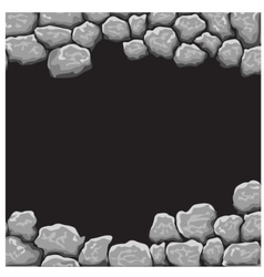Stone background vector