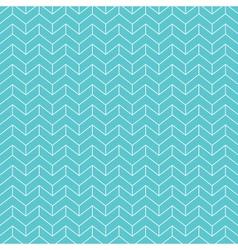 arrow chevron pattern background vector image vector image