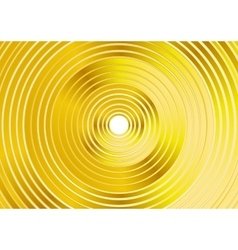 Abstract golden rings background vector