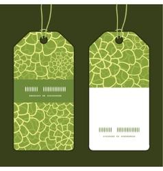 abstract green natural texture vertical vector image