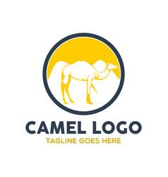 Camel logo-12 vector