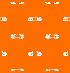 two hands holding mobile phone pattern seamless vector image