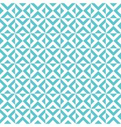tile cross pattern background vector image vector image