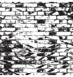 Brick Wall Overlay vector
